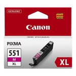 more details on Canon CLI-551 XL Magenta Ink Cartridge.