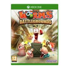 Worms Battlegrounds Xbox One Game