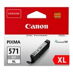 more details on Canon CLI-571 XL Grey Ink Cartridge.