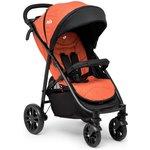 more details on Joie Litetrax 4 Wheel Stroller - Rust.