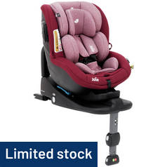 Joie i-Anchor Advance Group 0 Plus and 1 Car Seat - Red