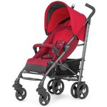 more details on Chicco Liteway Stroller - Red.