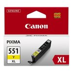 more details on Canon CLI-551XL Yellow Ink Cartridge.