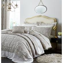 Catherine Lansfield Opulent Champagne Bedding Set - King