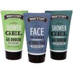 more details on Man'stuff Wash Bag Gift Set.
