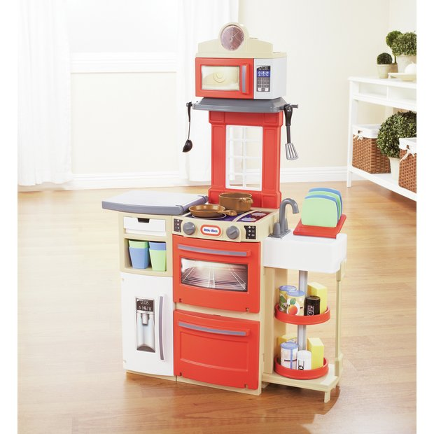 Cooking Stores Online: Buy Little Tikes Cook 'N' Store Kitchen