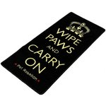 more details on Pet Rebellion Wipe Paws and Carry On Barrier Rug 100x45cm.