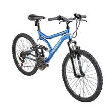 Muddyfox Typhoon 24 Inch Dual Suspension Bike
