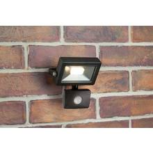 Security lights argos smartwares pir slimline 10 watt led floodlight aloadofball Image collections