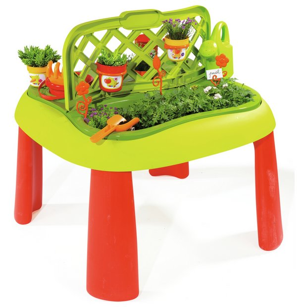 Buy smoby gardening table at your online for Garden accessories online