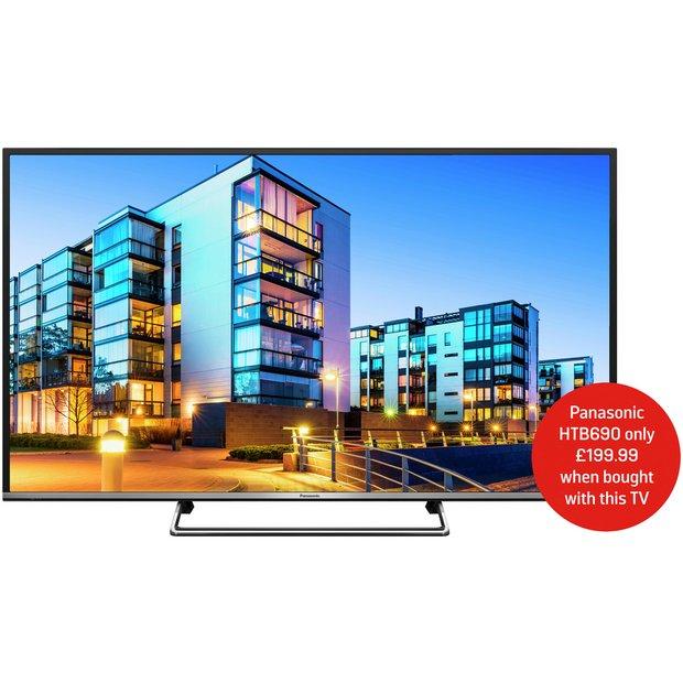 buy panasonic 49in ds500b full hd smart led tv at. Black Bedroom Furniture Sets. Home Design Ideas