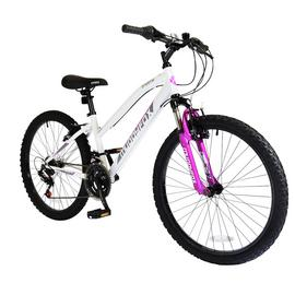 Muddyfox Trinity Hardtail 24 inch Mountain Bike