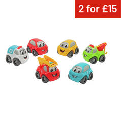 chad valley mega jump vehicle 6 pack - Toys For Girls Age 11 12 For Christmas