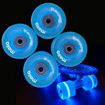Mello LED Ice Wheel Set - Blue