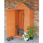 more details on Homewood Overlap 3 x 2ft Garden Tool Store.