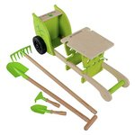 more details on Everearth Garden Trolley with Tools.