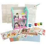 more details on Chad Valley Paint Your Own Dolls House.