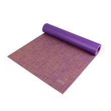 Women's Health Linen Yoga and Exercise Mat