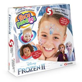 Face Paintoos Disney Frozen II