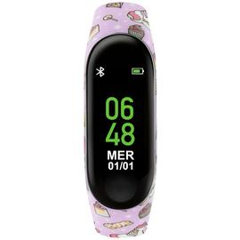 Tikkers Pink Unicorn Smart Activity Tracker Watch