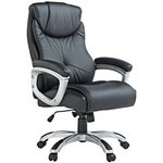 more details on X-Rocker Executive Height Adjustable Office Chair - Black.