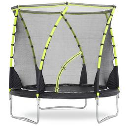 Plum 12ft Whirlwind Trampoline with Enclosure