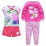 more details on Peppa Pig 2 Pack of Pyjamas - 4-5 Years.