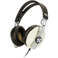 Sennheiser Momentum 2.0 Around Ear Headphones for iOS- Ivory