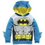 more details on Batman Novelty Hoodie - 7-8 Years.