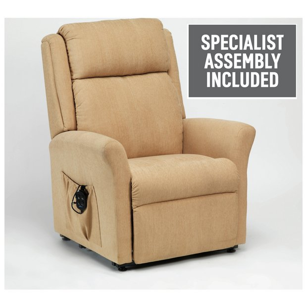 Buy Memphis Riser Recliner Chair With Dual Motor Biscuit