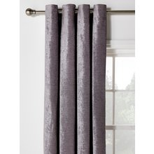 Heart of House Abberley Blackout Curtains - 168x228 - Grey