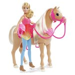 more details on Barbie Dancing Fun Horse.