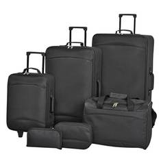 Simple Value 6 piece Luggage Set