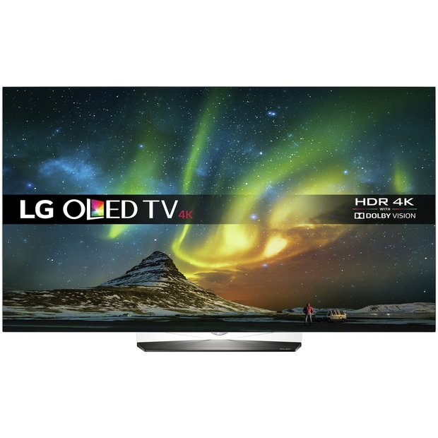 buy lg oled65b6v 65 inch oled smart 4k ultra hd tv with. Black Bedroom Furniture Sets. Home Design Ideas