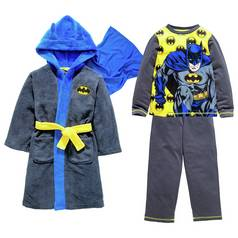 7d39fa8136 Batman Robe and Pyjamas - 2-3 Years