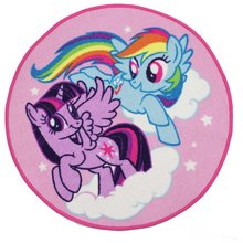 My Little Pony Rug - 80x80cm