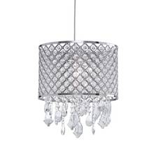 Buy collection inspire 5 light chandelier black at argos heart of house tayten glass beaded chandelier chrome aloadofball Image collections