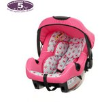 more details on Obaby Group 0+ Car Seat - Cottage Rose.