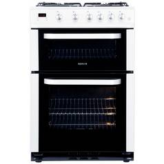 Servis STG60W Gas Cooker - White
