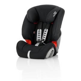 11b03815a17e Britax Romer Evolva Group 1/2/3 Car Seat - Cosmos Black