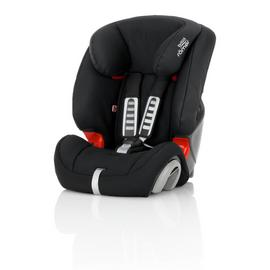 Britax Romer Evolva Group 1/2/3 Car Seat - Cosmos Black