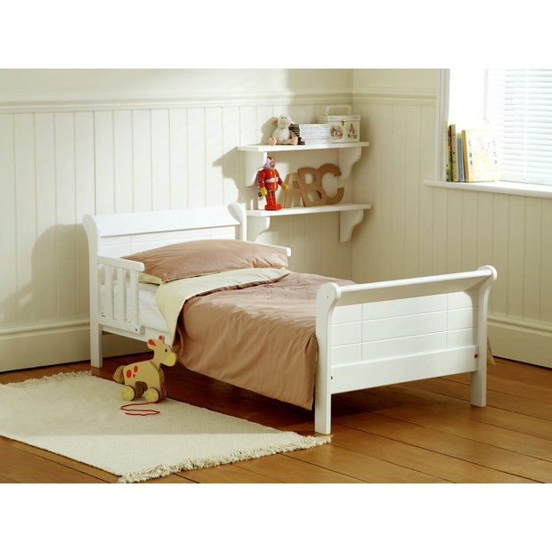 Buy Saplings Poppy Junior Bed White At Your Online Shop For Children 39 S Beds