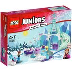 more details on LEGO Juniors Frozen Playground - 10736.