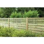 more details on Forest Kyoto Fence Panel - Pack of 4.