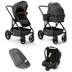 more details on Baby Elegance Cupla Duo Charcoal Travel System.