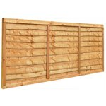 more details on Forest Closeboard Fence Panels - Pack of 4.