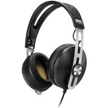 Sennheiser Momentum 2.0 Around Ear Headphones for iOS- Black