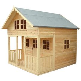 Homewood Two Storey Lodge Playhouse.