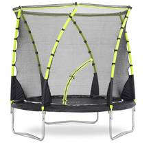Plum 10ft Whirlwind Trampoline with Enclosure