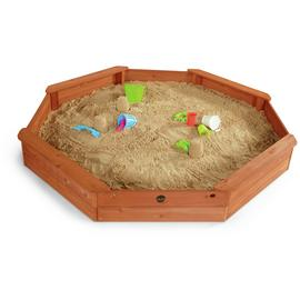 Plum Giant Wooden Sand Pit.